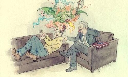 Psychotherapie geïllustreerd