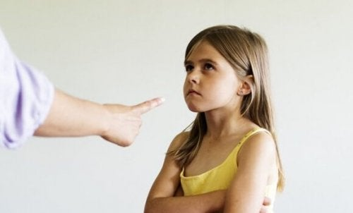Kind wordt terechtgewezen