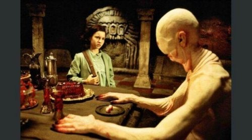Scene uit pan's labyrinth