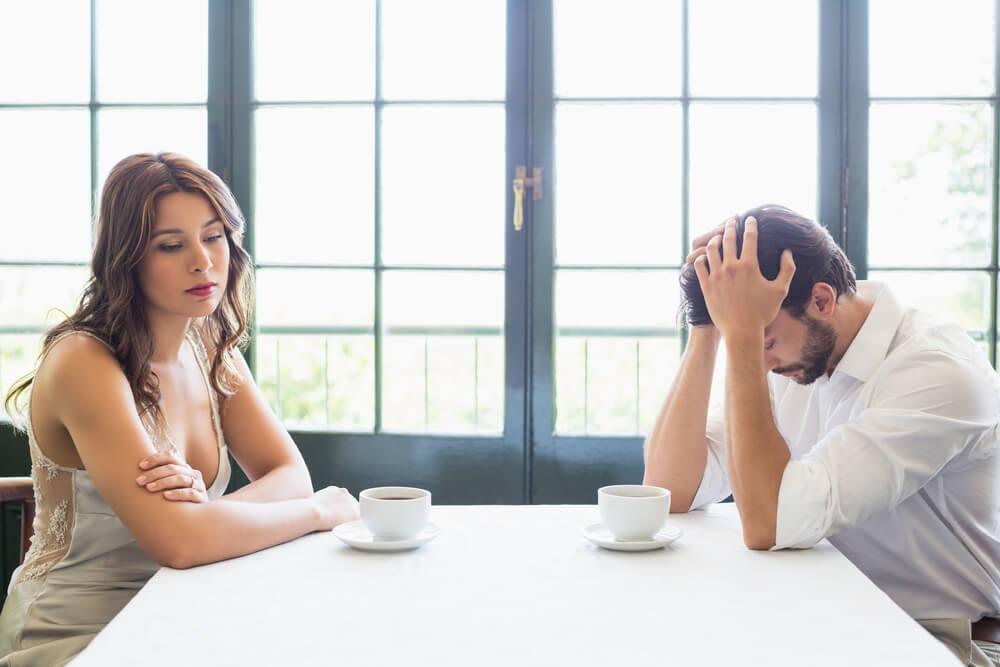 Problemen binnen relaties