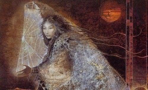 De dromenvanger van Iktomi