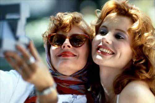 Thelma and Louise: feministische roep in een mannenwereld