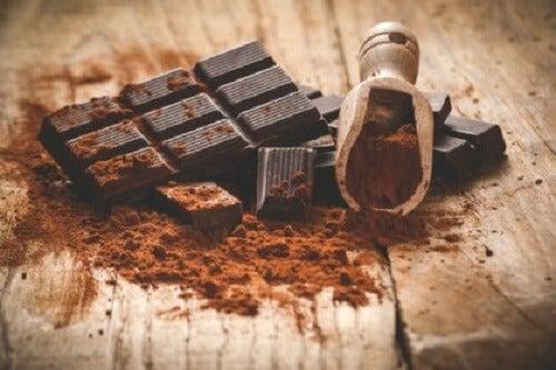 Chocolade werkt als een afrodisiacum
