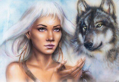 De wijsheid van onze voorouders: de sjamaanvrouw in tekenfilms