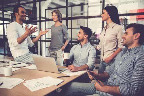 Engagement op de werkvloer: kenmerken en voordelen