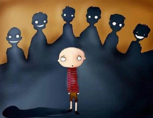 Het emotionele letsel bij slachtoffers van pesten en hun familie