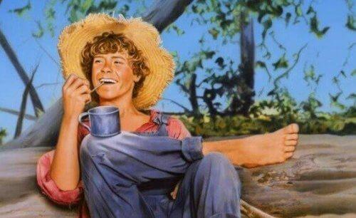 Ken jij het syndroom van Huckleberry Finn?