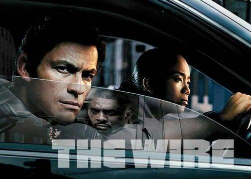 Met The Wire vangen we een glimp op van criminaliteit