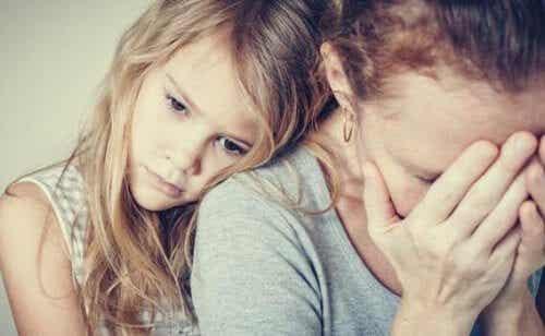 Een ouder met een paranoïde persoonlijkheidsstoornis