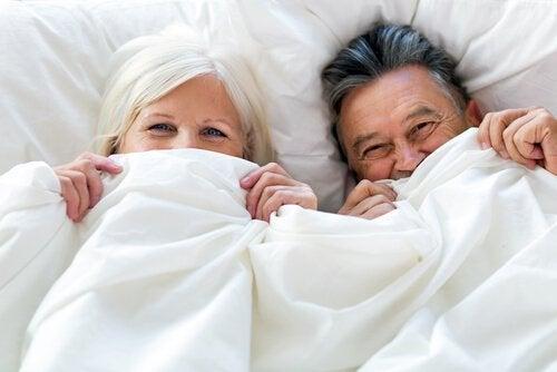 Seksualiteit bij ouderen