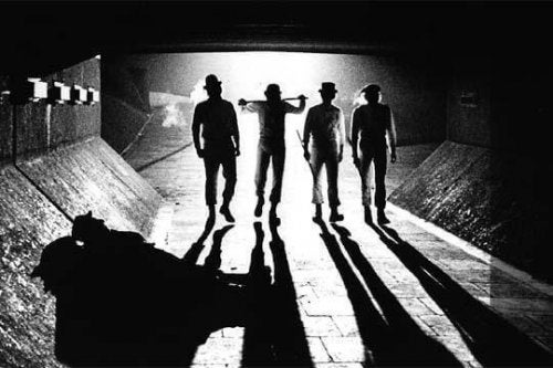 Moraliteit in a clockwork orange