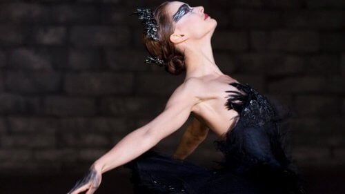 De Zwarte Zwaan in de film Black Swan