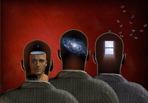 Het drievoudige brein: drie hersenen, één persoon
