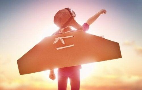 Het Batman-effect: kinderen doorzettingsvermogen leren