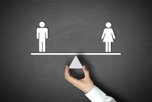 Ongelijkheid tussen mannen en vrouwen