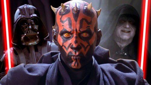 De duistere kant van Star Wars