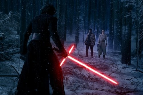 Kylo Ren van Star Wars