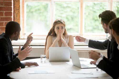 De vier meestvoorkomende werkconflicten
