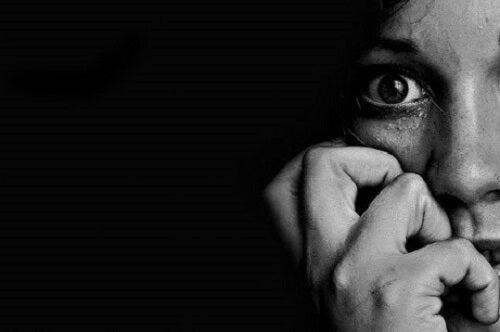 Angst is te lezen in gelaatsuitdrukkingen