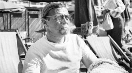 Antoine Roquentin het alter ego van Sartre