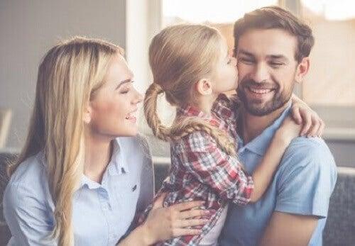 De ouders van een enig kind