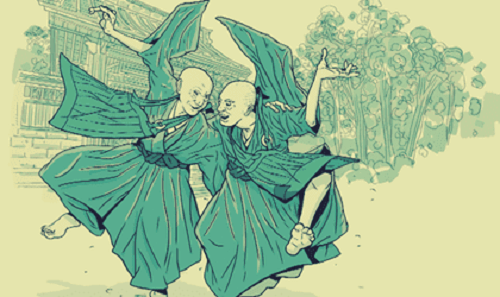 Hoe kan je volgens het Zenboeddhisme een vijand verslaan?