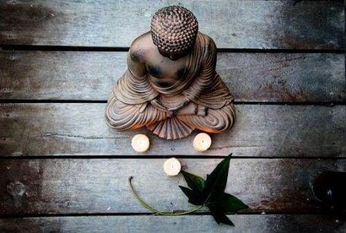 Hoe kan je volgens het boeddhisme omgaan met angst?