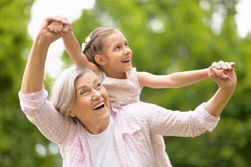 Kangoeroe-grootouders: combineren van werk en gezin