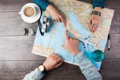 Passie een kenmerk van onvermoeibare reizigers