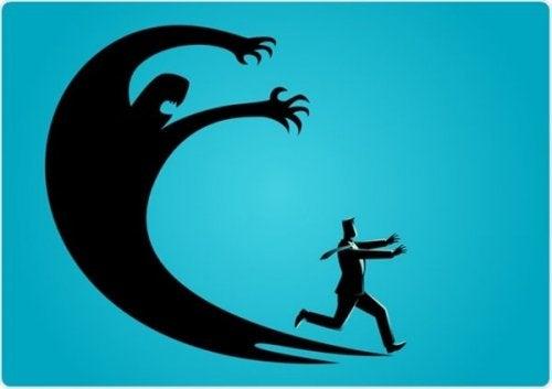 Sociale symptomen van angstgevoelens