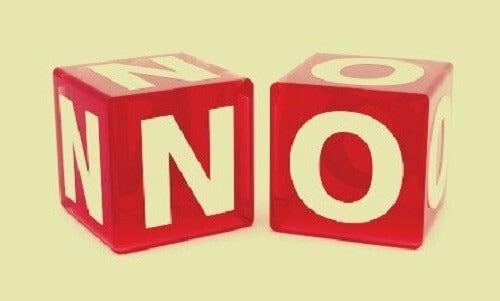 Zeg nee tegen een narcist