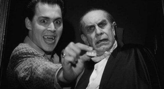 Ed Wood Bela Lugosi