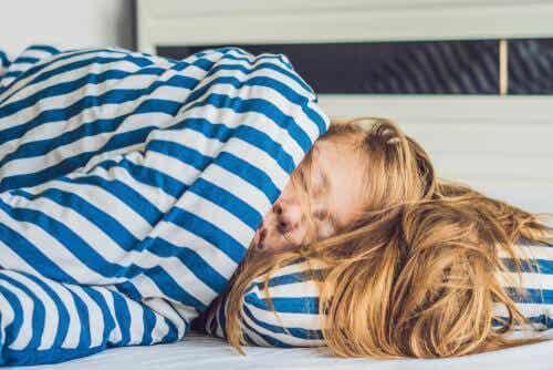 Vijf gezondheidseffecten van te veel slapen