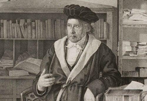 Georg Wilhelm Friedrich Hegel portret