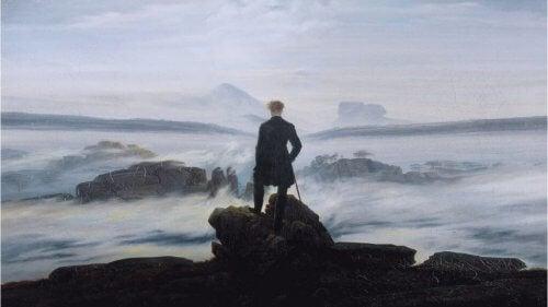 Schilderij van Kaspar Friedrich