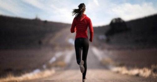 Lichaamsbeweging om verslaving te overwinnen