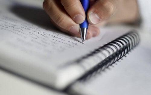 Schrijf het belangrijkste op om je geheugen te optimaliseren