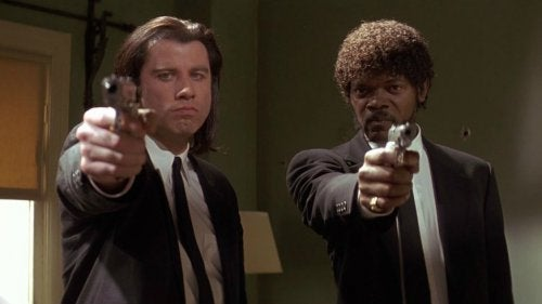 Pulp Fiction van Quentin Tarantino