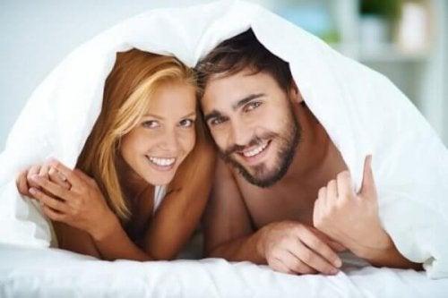 Seksuele communicatie in bed