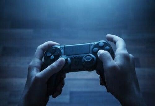 De internet-gamen-stoornis lijkt op verslaving