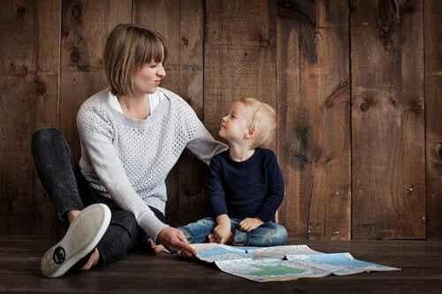 De voordelen en nadelen van eenoudergezinnen
