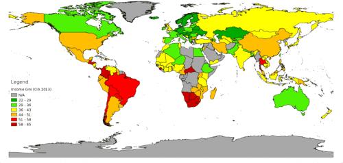 Economische ongelijkheid