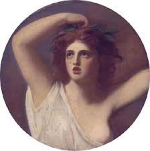 Het verhaal van Cassandra een Griekse mythe