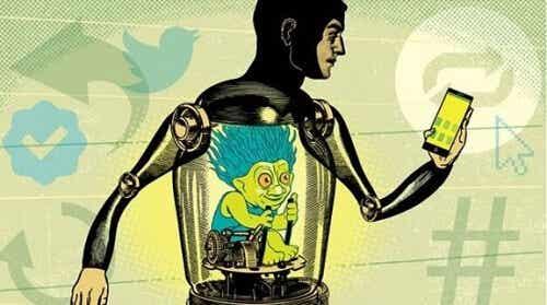 Internettrollen en hun agressie