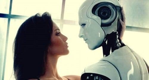 Mens en robot: romantiek en artificiële intelligentie