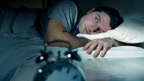 Niet in slaap raken