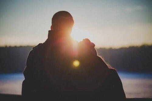 Tijd voor jou samen naar de zonsondergang kijken