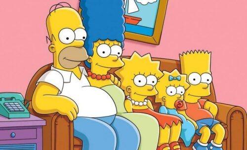 De familie Simpson