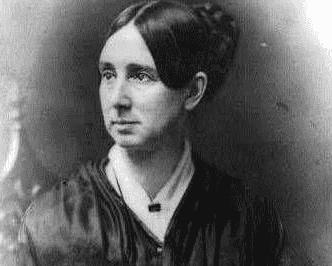 Zwartwitfoto van Dorothea Dix