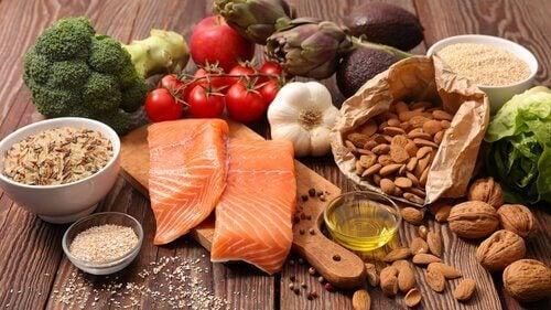 Voorbeelden van gezond eten